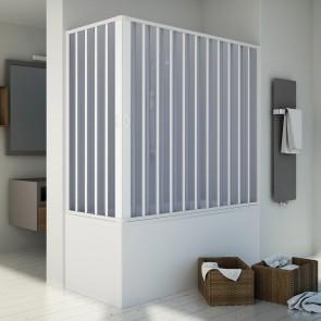 Box Doccia Sopravasca 70x170CM H150 PVC mod. Santorini Centrale