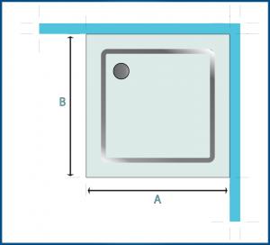 Piatto Doccia Rettangolare Dimensioni.Piatto Doccia Come Prendere Le Misure Blog Box Doccia It