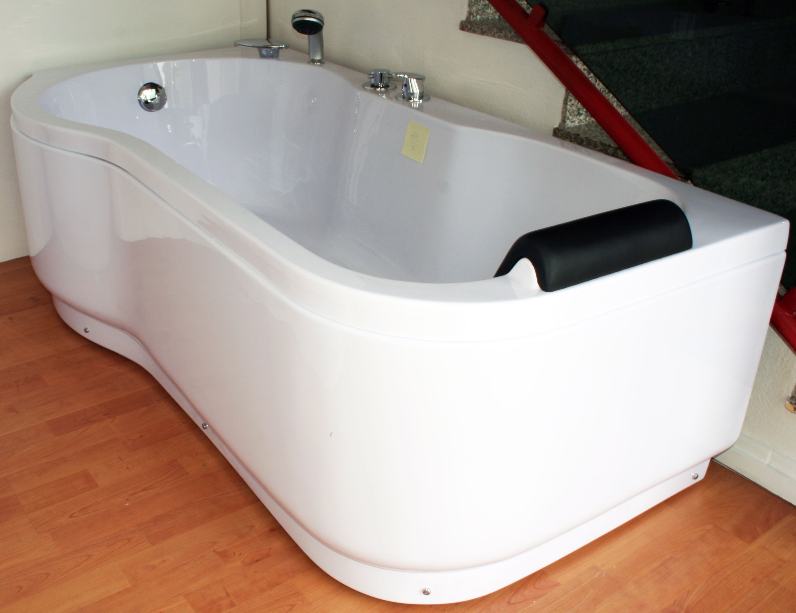 Rif 3 vasca da bagno 170x85 angolare sinistra blog box - Vasca da bagno angolare misure ...