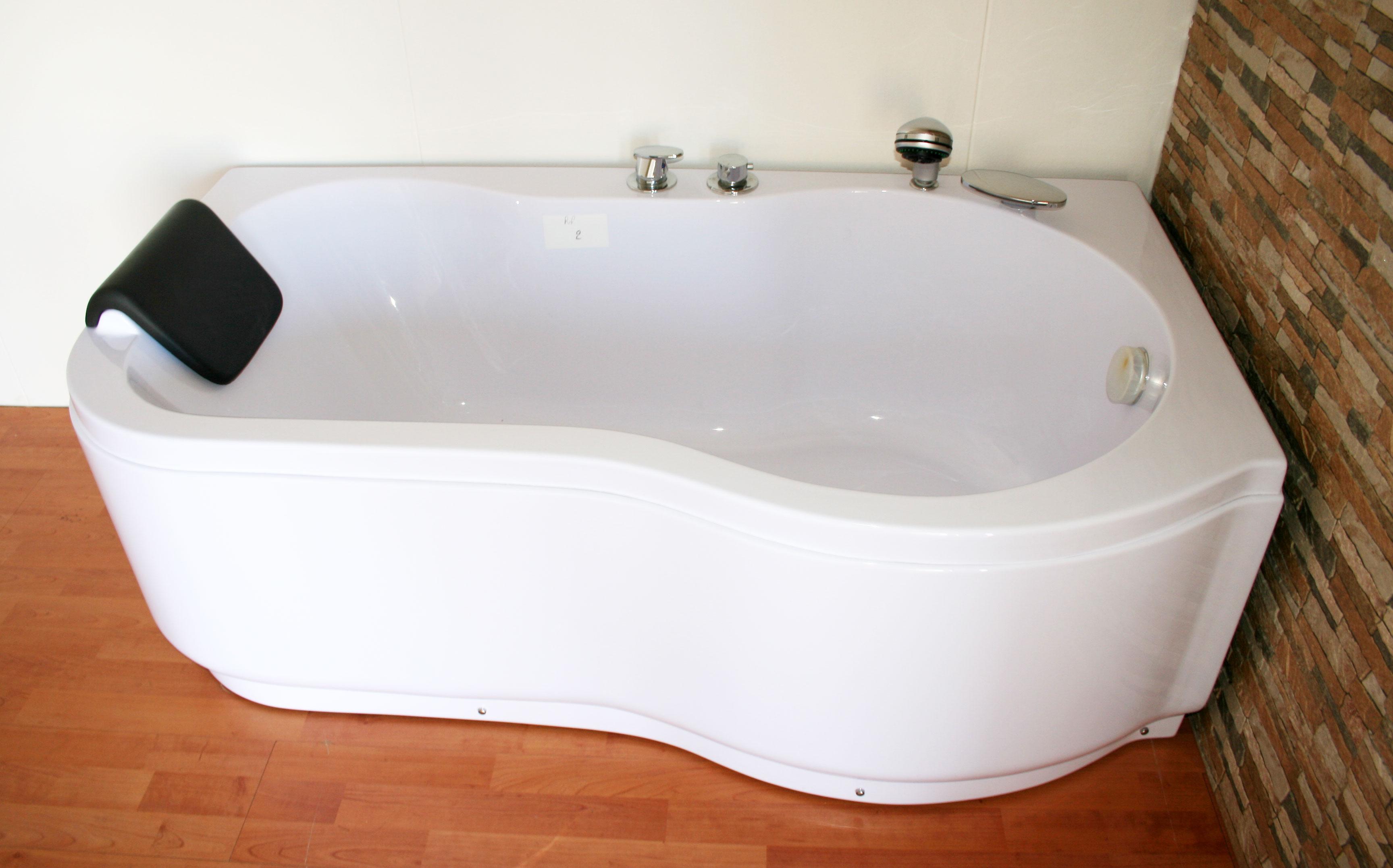 Rif 2 vasca da bagno 150x85 angolare destra blog box doccia - Misure vasca da bagno ...