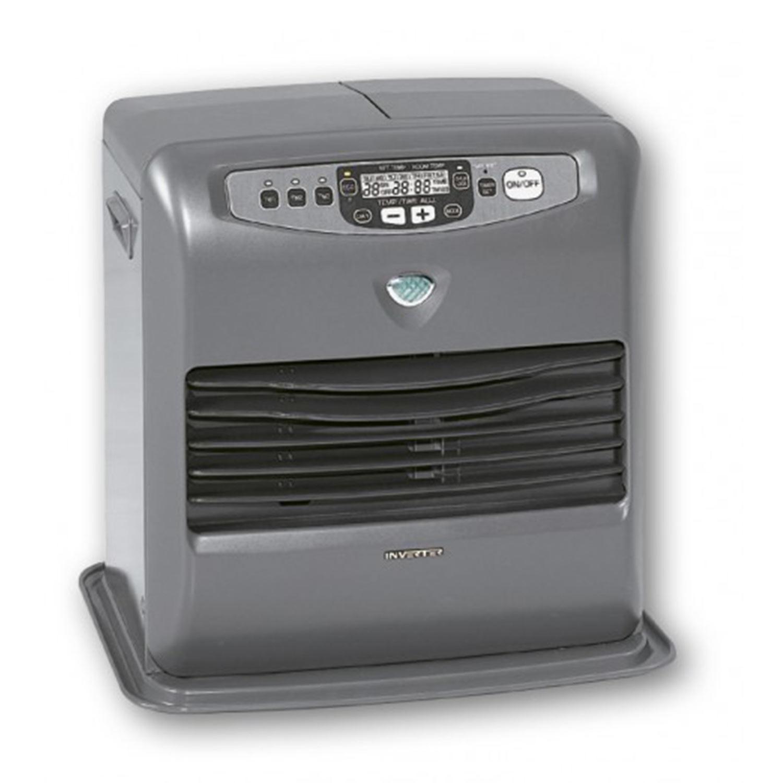 Stufa inverter elettrica termoconvettore basso consumo for Stufa a bioetanolo elettronica ruby compact