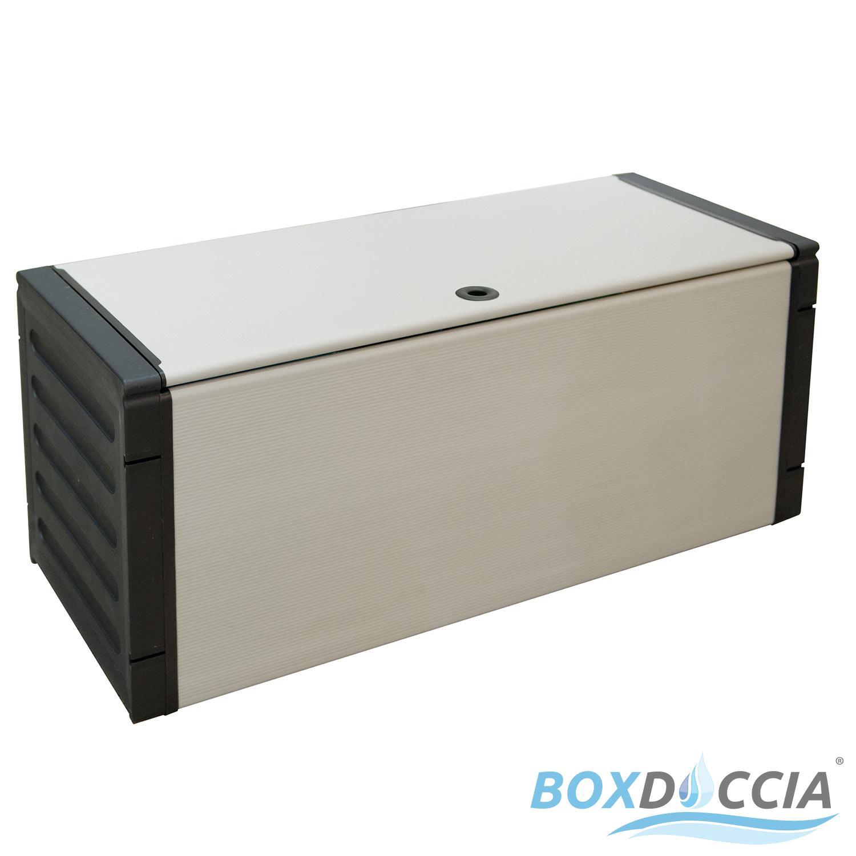 Cassapanca Box Resina Pvc Con Tre Buste Per Raccolta ...