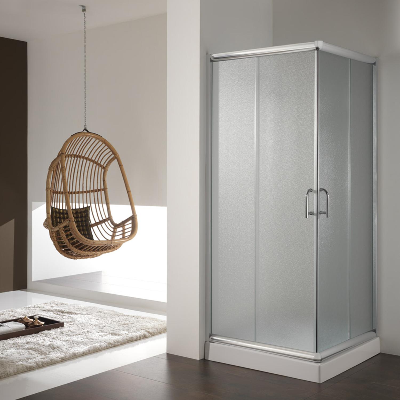 duschkabine duschabtrennung 75x75 h200 echtglas duschwand. Black Bedroom Furniture Sets. Home Design Ideas