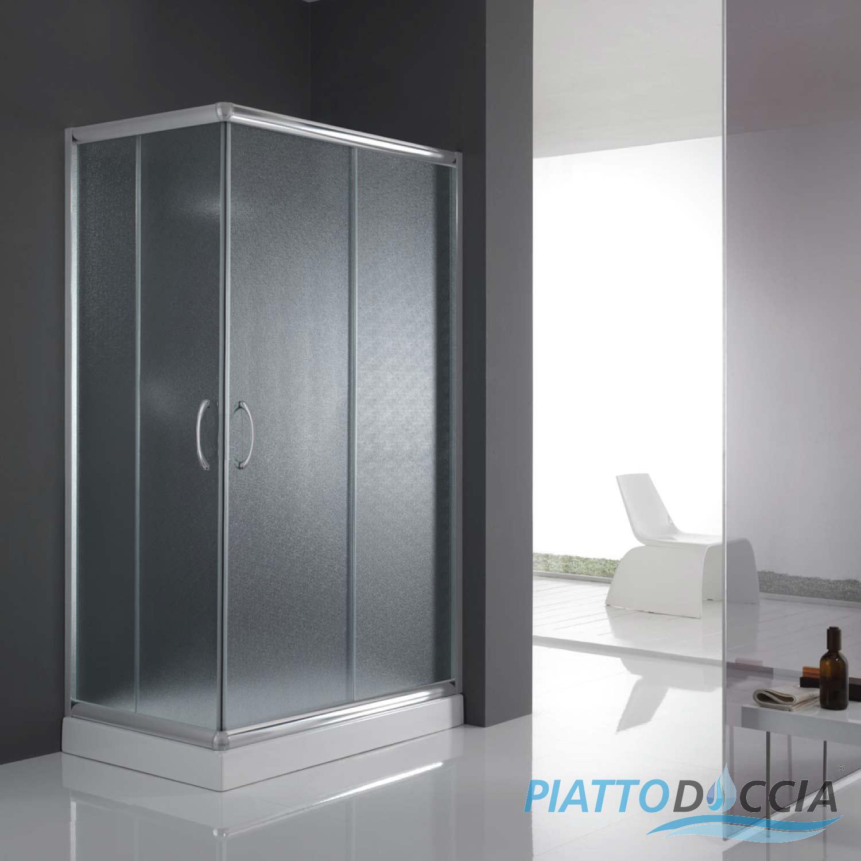 cabine de douche paroi de douche 120x90 h185 cm verre. Black Bedroom Furniture Sets. Home Design Ideas