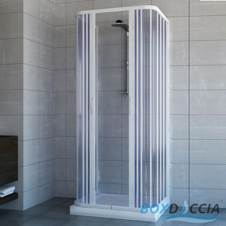 duschkabine dusche duschabtrennung duschwand u form faltt r 80x80 3 seiten ebay. Black Bedroom Furniture Sets. Home Design Ideas