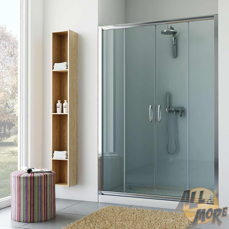 duschkabine dusche nischenabtrennung duschwand nischent r. Black Bedroom Furniture Sets. Home Design Ideas