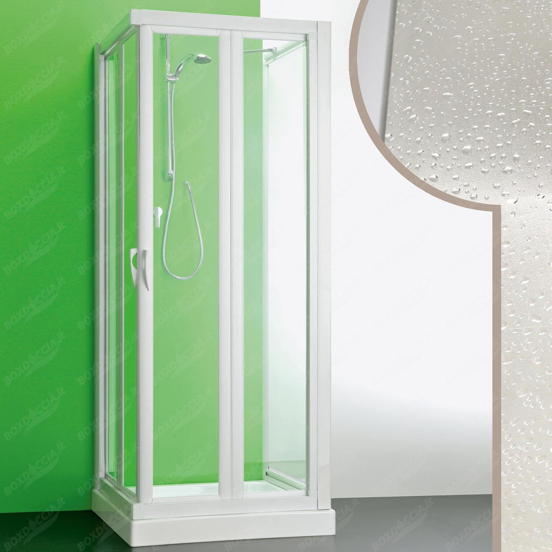 Box doccia it box doccia 3 lati in acrilico mod giove con apertura a libro online - Cabine doccia a soffietto ...