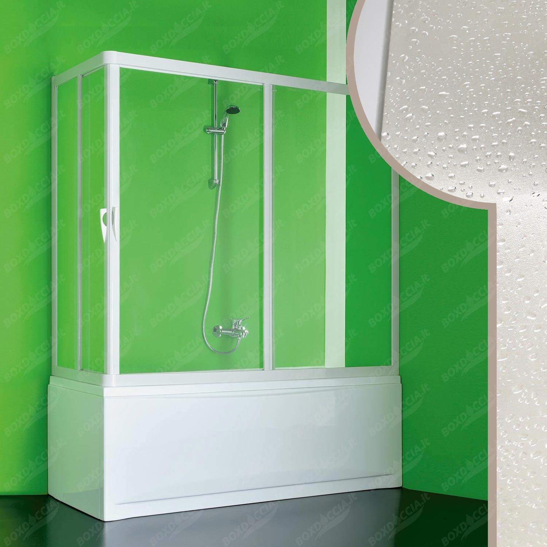 pannelli copri piastrelle bagno box doccia it box doccia sopravasca in acrilico mod