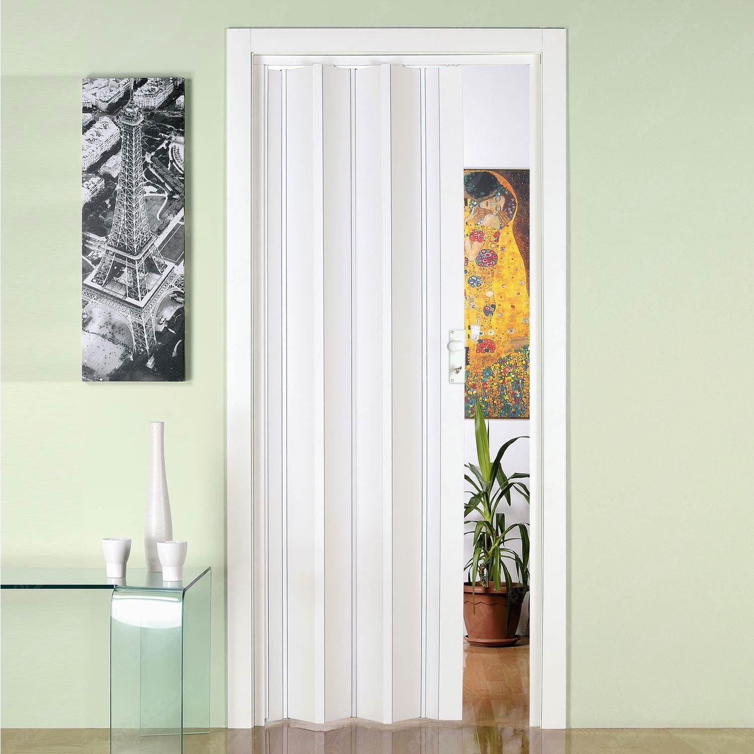 Box doccia it porta a soffietto da interno in pvc mod - Porte accordeon grosfillex prix ...