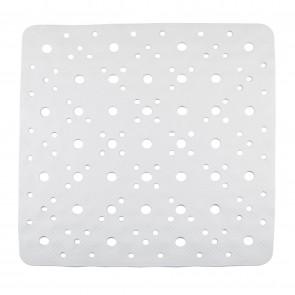 Tappetino doccia bianco quadrato 52x52 CM mod. Bus