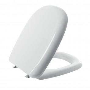 Sedile Wc Copriwater Copriasse Bianco mod. Five