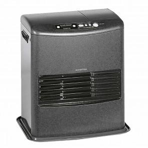 Stufa a Biocombustibile Elettronica Inverter Grigio 800-4000 W
