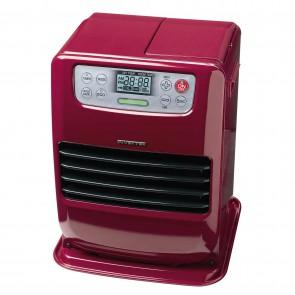 Stufa a Biocombustibile Elettronica Inverter Rosso 750-2300 W