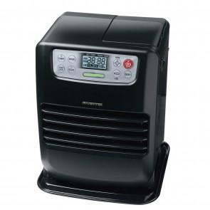 Stufa a Biocombustibile Elettronica Inverter Nero 750-2300 W