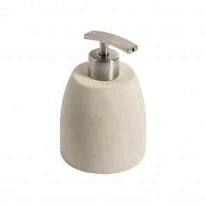 Dispenser Sapone Da appoggio in pietra silicea mod. Namib