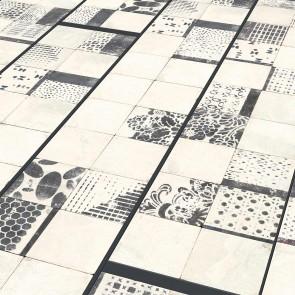 Pavimento Pvc Parquet Stampa HD/3D 2,21 m2 mod. Malaga