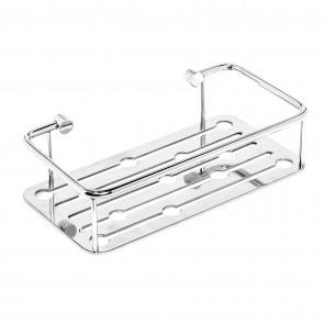 Cestello doccia rettangolare Acciaio Inox mod. Thin Line