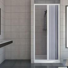Porta doccia 70 CM in PVC mod. Vergine con apertura laterale