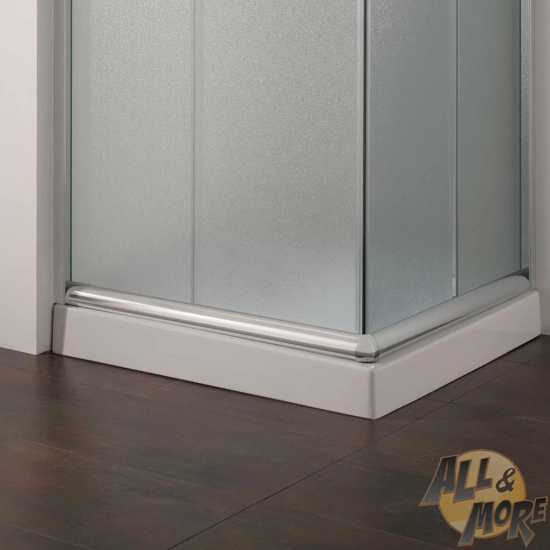 cabine paroi douche 100x70 h185 cm verre opaque angulaire. Black Bedroom Furniture Sets. Home Design Ideas