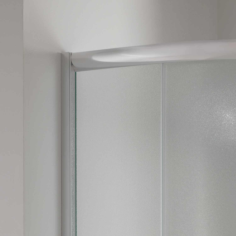 duschkabine duschabtrennung 80x80 h200 echtglas matt glas. Black Bedroom Furniture Sets. Home Design Ideas