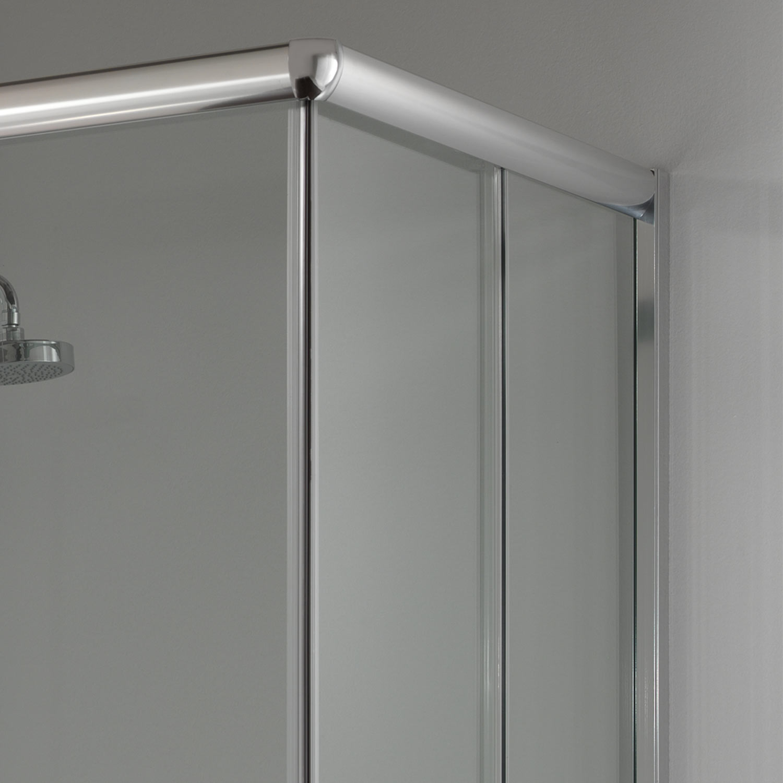 cabine de douche paroi douche 100x80 h185 cm verre. Black Bedroom Furniture Sets. Home Design Ideas