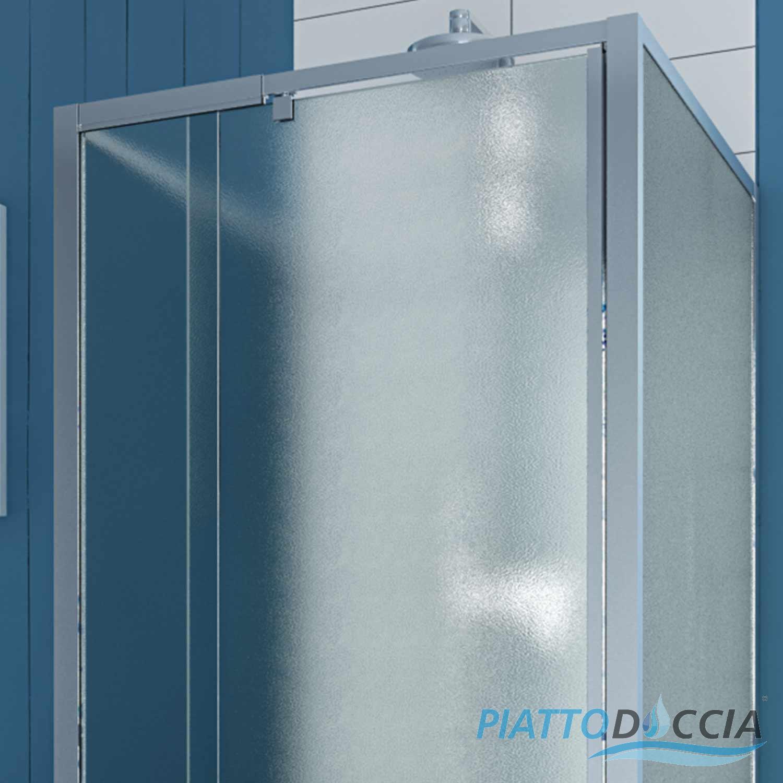 cabine de douche paroi de douche 3 parois verre ouverture pivotante italienne ebay. Black Bedroom Furniture Sets. Home Design Ideas