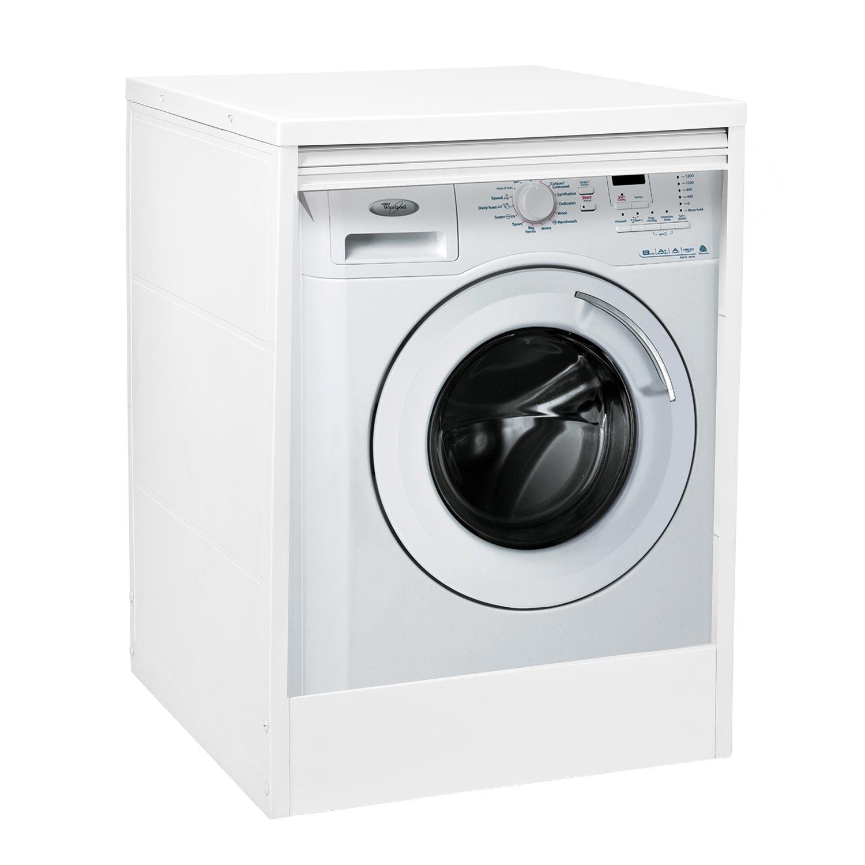 Coprilavatrice serranda per esterno interno bianco mobile for Coprilavatrice da interno