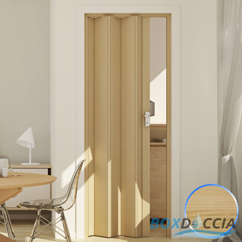 Porte porta a soffietto scorrevole in pvc da interno - Porta scorrevole da interno ...