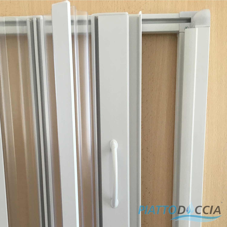 Cabine de douche pare baignoire pvc 70x150 cm ouverture laterale 1 porte h150 ebay - Baignoire a porte laterale ...