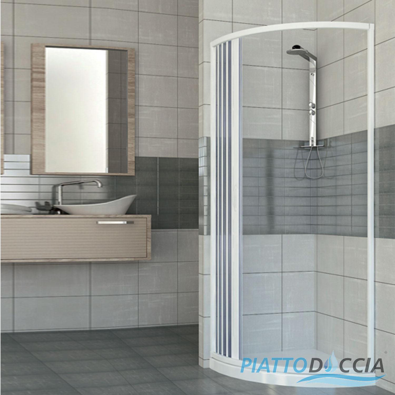 duschkabine duschabtrennung eckeinstieg halb viertel kreis kunststoff scorpionel ebay. Black Bedroom Furniture Sets. Home Design Ideas