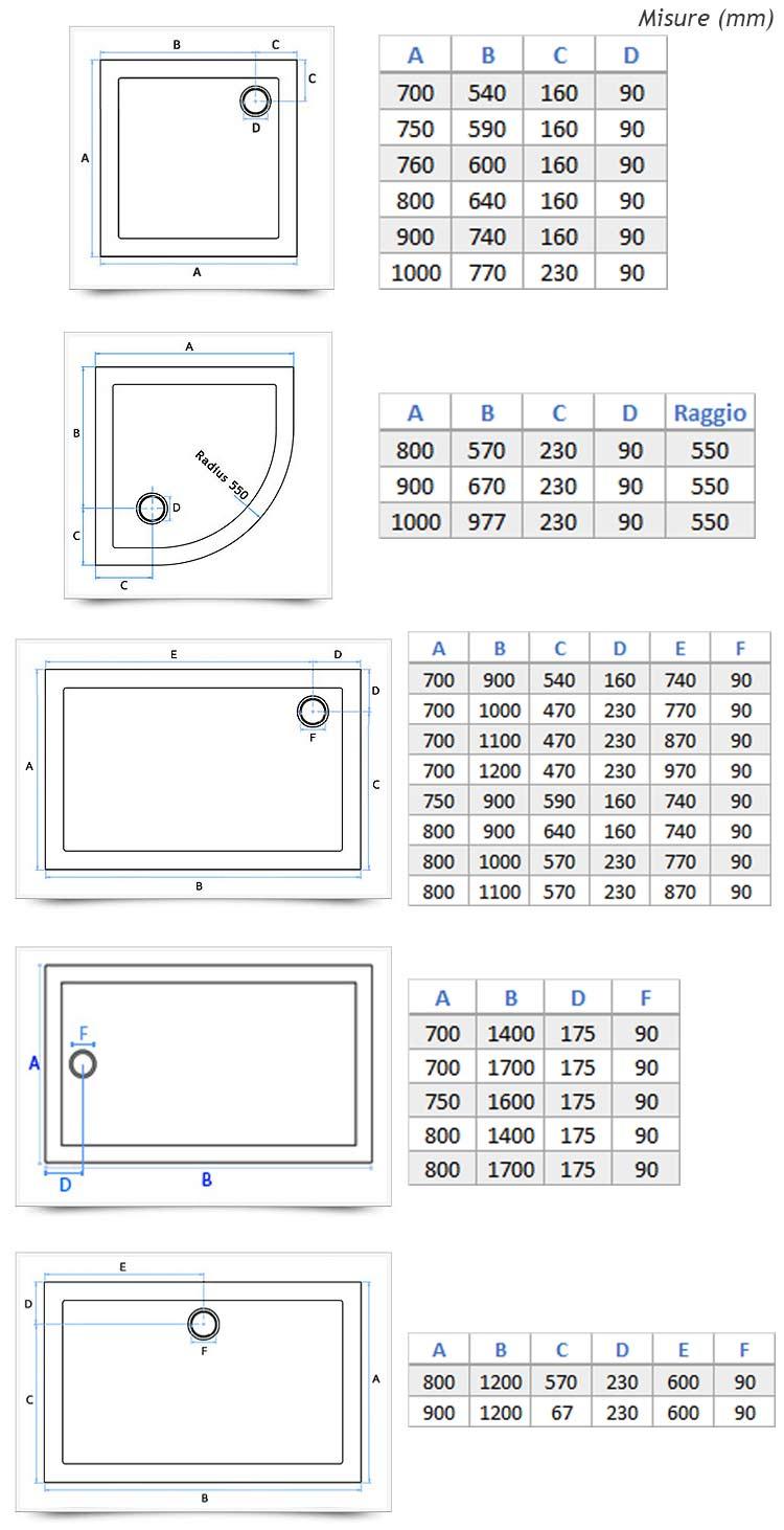 Ultra Flat Piatto Doccia Scheda Tecnica.Allandmore Com Piatto Doccia Acrilico Mod Ultraflat