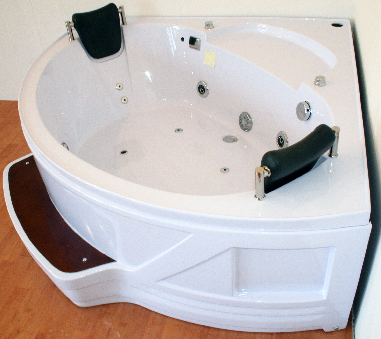 Rif 4 vasca da bagno 145x145 idromassaggio angolare - Misure vasca da bagno angolare ...