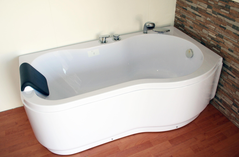 Vasche Da Bagno Ad Angolo Misure : Rif vasca da bagno angolare destra box doccia